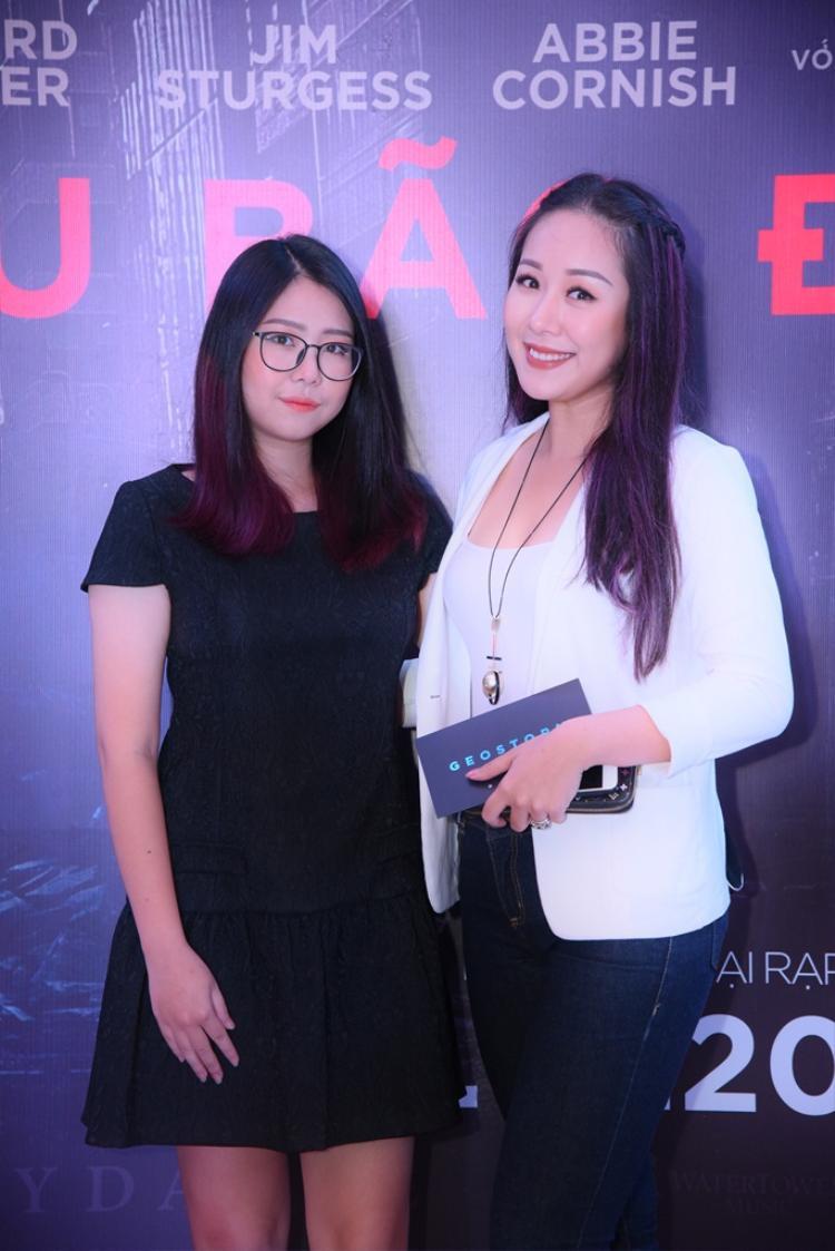 Hoa hậu Ngô Phương Lan.