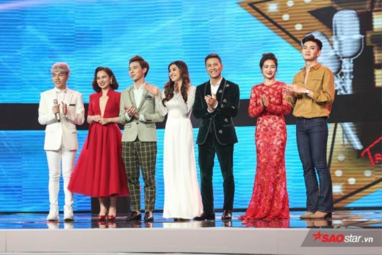 7 giọng ca trẻ trong đêm thi đầu tiên của Cặp đôi hoàn hảo phiên bản mới
