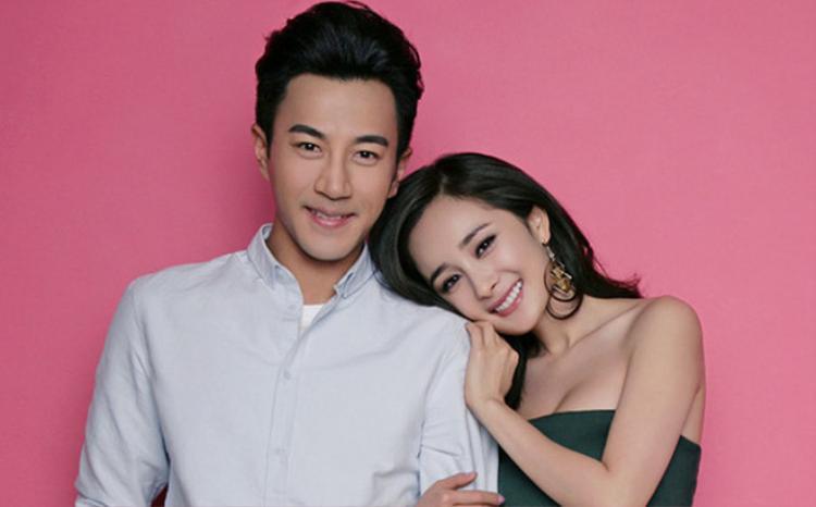 Đập tan tin đồn ly hôn, Dương Mịch ngọt ngào chúc mừng sinh nhật ông xã Lưu Khải Uy