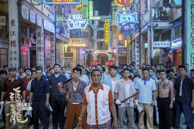 Cuộc chiến đẫm máu của Chân Tử Đan và Lưu Đức Hoa trong phim Trùm Hương Cảng
