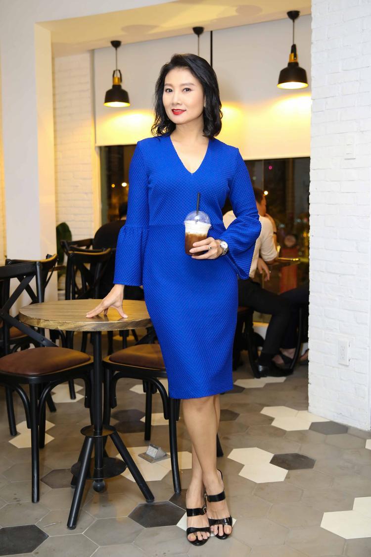 Theo chia sẻ của nữ diễn viên xinh đẹp, hai loại cà phê trên đềuđược trồng, rang xay theo kỹ thuật của nước ngoài.