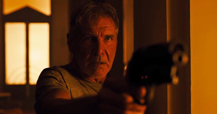 Một Harrison Ford lão làng