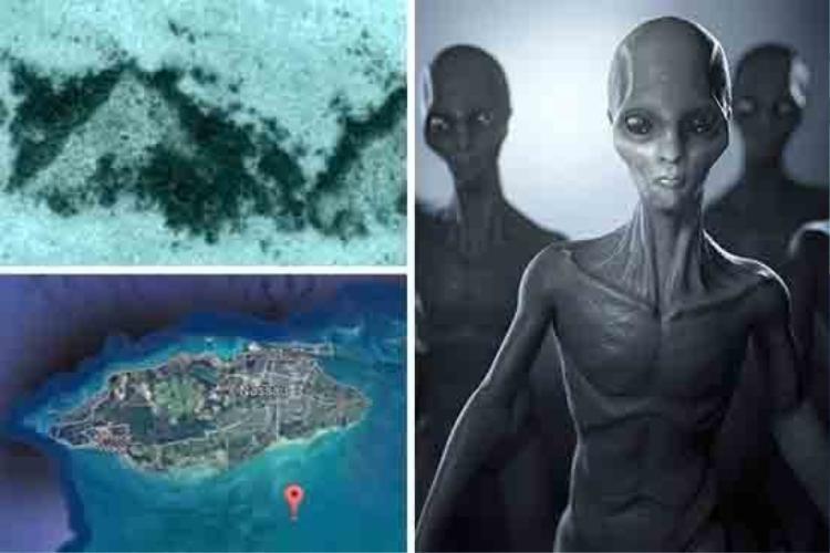 Người ngoài hành tinh đã xây kim tự tháp dưới biển?