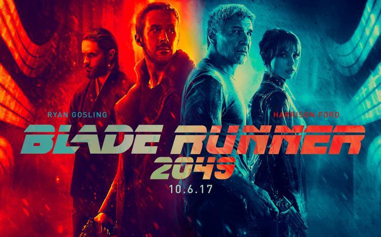 Poster Blade Runner 2049 đầy cuốn hút