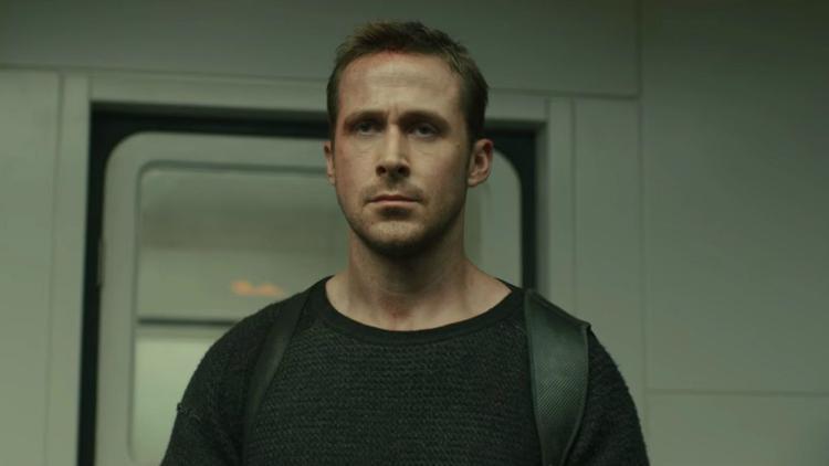 Diễn xuất của Ryan Gosling đã tiến bộ vượt bậc với Blade Runner 2049.