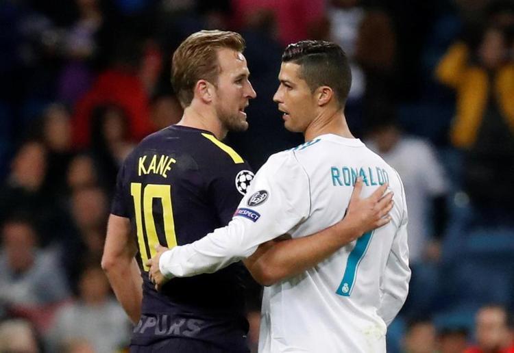 Thể hiện của Harry Kane xem ra chẳng kém Cristiano Ronaldo thời còn ở Man Utd.
