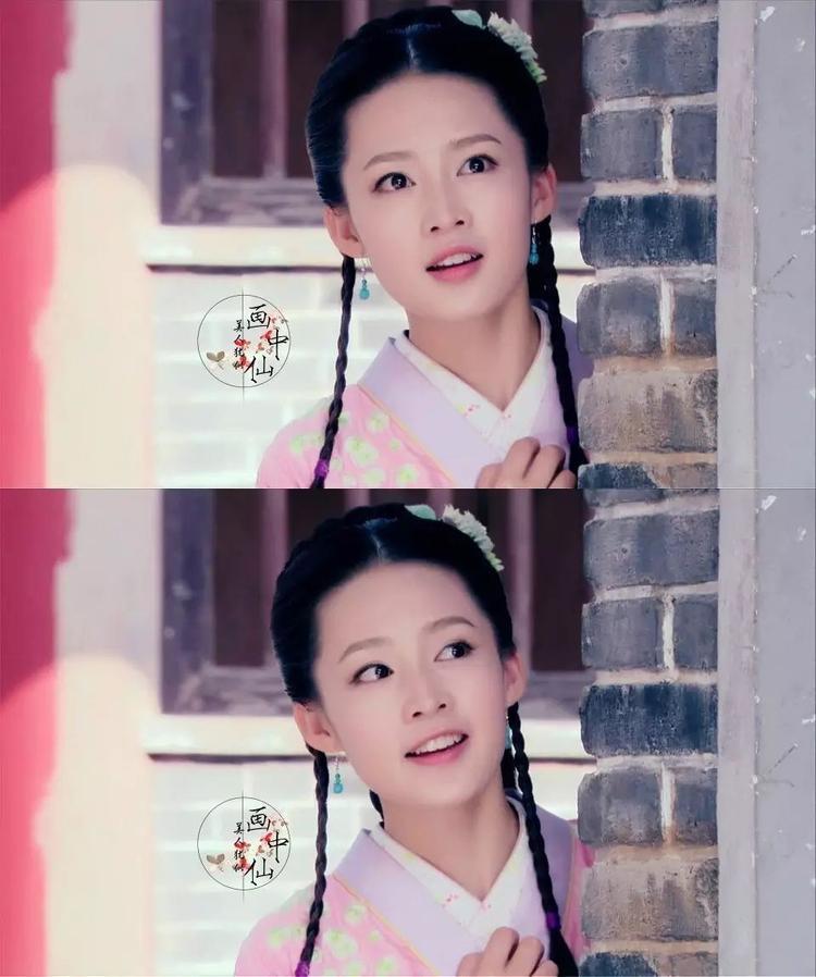 Lối diễn xuất tinh nghịch, đáng yêu của cô trong phim Cực Phẩm Tân Nương