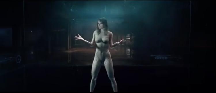 """Lần đầu tiên người ta thấy Taylor Swift hoá thân vào một nhân vật… """"nude"""" toàn thân thế này."""