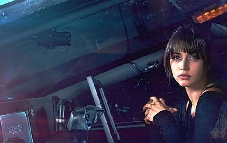 Ana de Armas trong vai Joi.