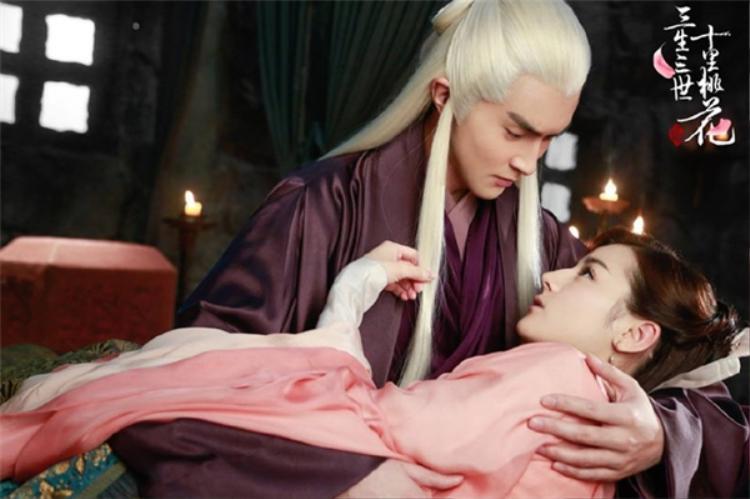 Phượng Cửu và Đông Hoa trong bản truyền hình 'Tam sinh tam thế: Thập lý đào hoa'