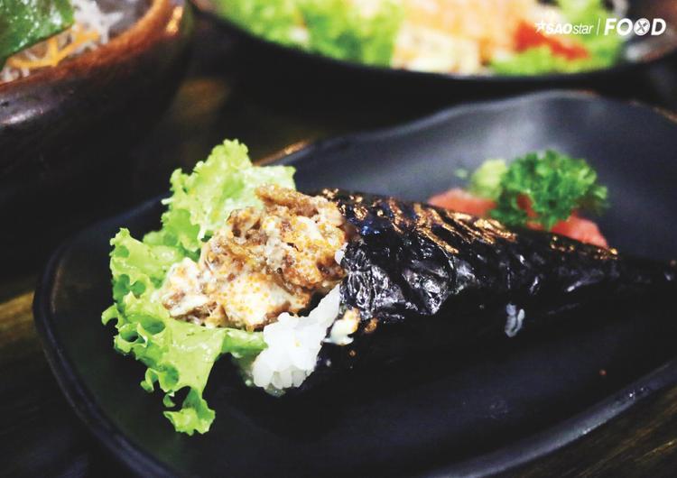 Tìm đến quán ăn mang đậm phong cách Nhật Bản với giá cả rất sinh viên