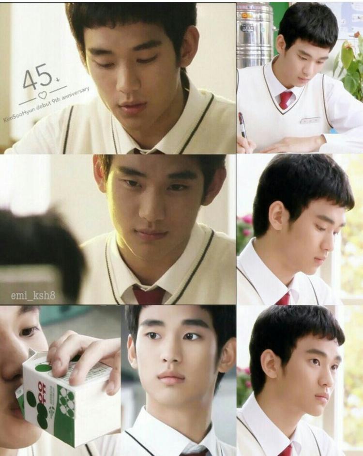 Kim Soo Hyun nhập ngũ rồi, hẳn người hâm mộ sẽ nhớ đến những vai diễn này của anh lắm