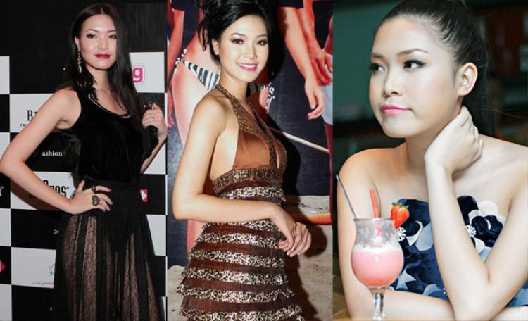 """Năm 2009, Thùy Dung rời quê hương Đà Nẵng vào TP.HCM lập nghiệp. Công việc chính của cô là làm người mẫu và đi sự kiện. Lúc này gout thời trang của hoa hậu mắc lỗi rườm rà, tham chi tiết. Trang phục của Thùy Dung quá xuề xòa hoặc quá sến, khiến người đẹp hay bị """"dìm"""" nhan sắc."""