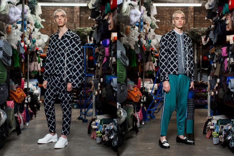 Có khá nhiều sự lựa chọn để mix & match tạo nên bộ outfit chất lượng.