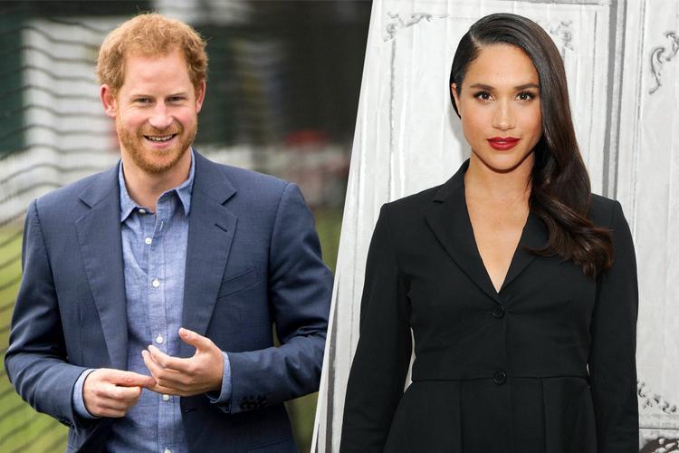 Hoàng tử Harry đưa bạn gái Meghan về cung điện dùng trà với nữ hoàng Elizabeth