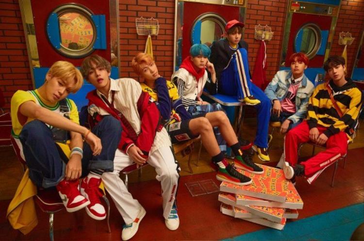 Nhờ màn comeback thành công với DNA mà tên tuổi BTS đang ngày càng trở nên phổ biến trên đất Mỹ.