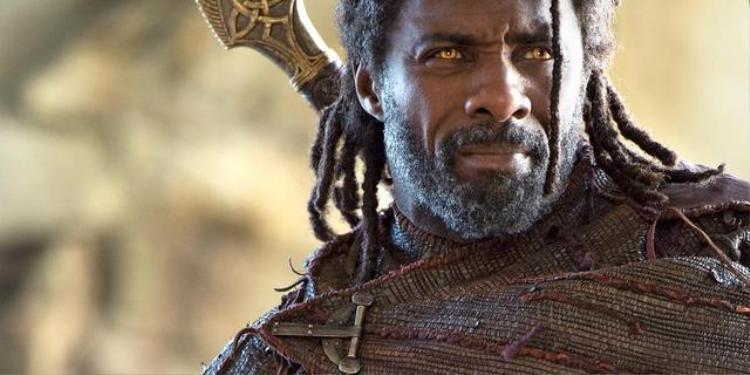 """Idris Elba trong siêu phẩm điện ảnh """"Thor: Tận thế Ragnarok"""""""