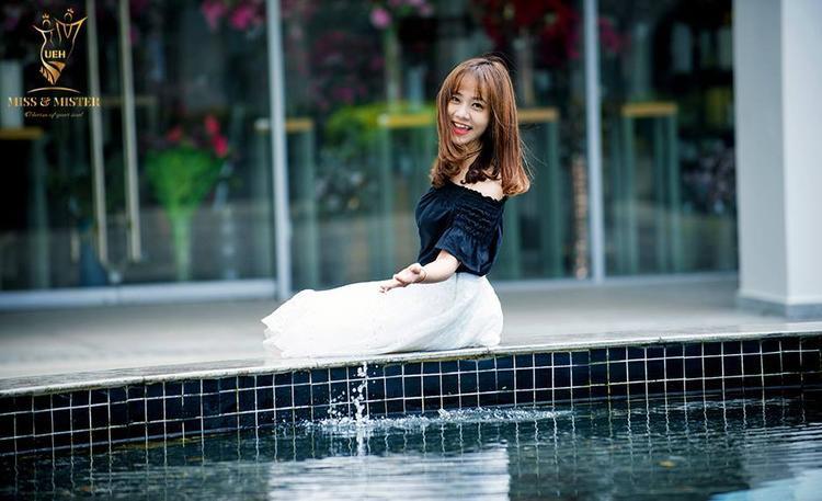 Lê Thị Vi Diệu - Khóa 40.