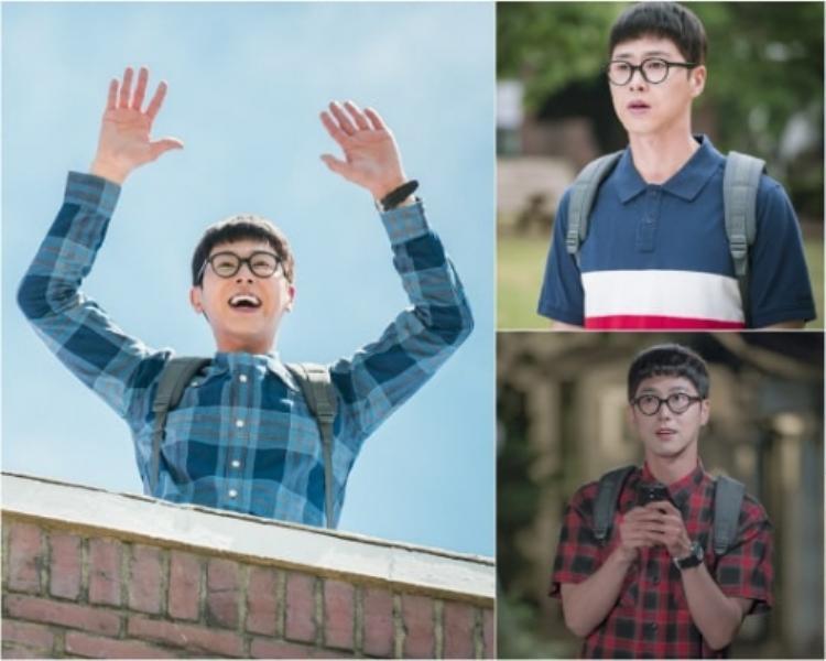 Yunho sẽ sắm vai một cậu học trò trong bộ phim mới sắp phát sóng.