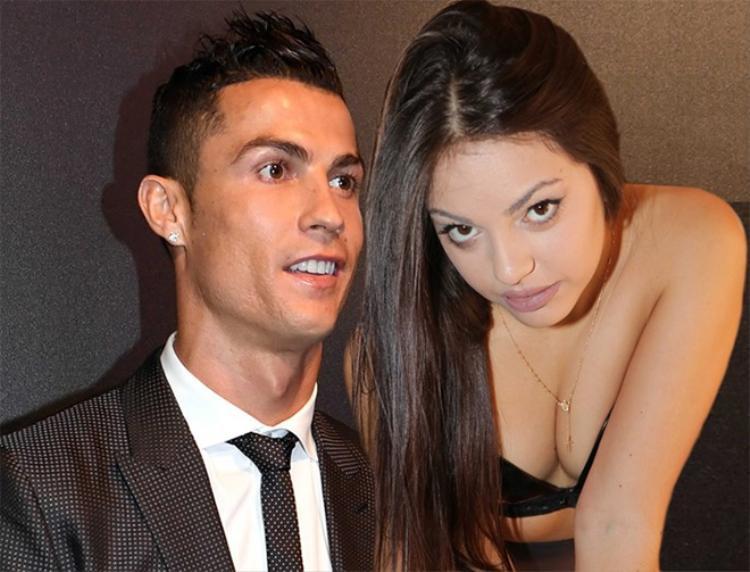Natacha Sofia kể lại quá trình dẫn tới cuộc tình một đêm với Ronaldo.
