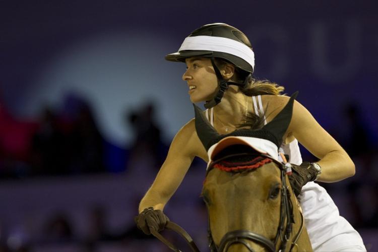 Cưỡi ngựa là sở thích lớn nhất của Hingis