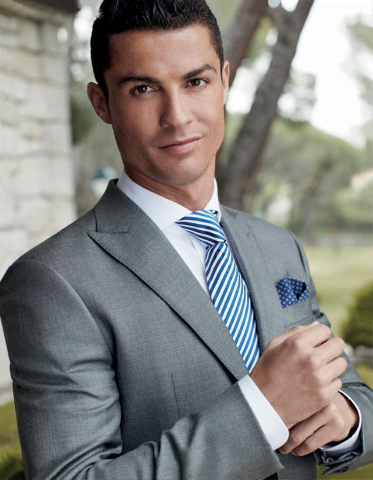 Doanh nhân Cristiano Ronaldo rất có thể tới Việt Nam tìm đối tác.