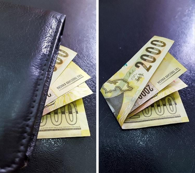 Có một mà trông như ba, bốn đồng tiền vậy. Đây là bí quyết sống ảo những ngày cuối tháng.