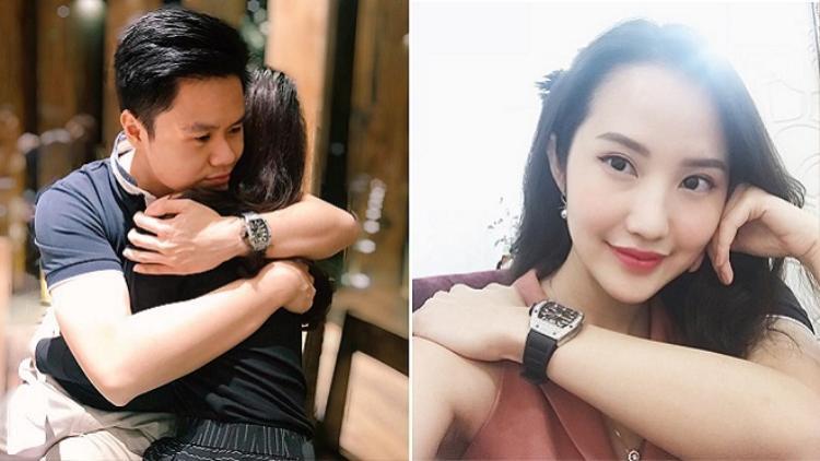 Bức ảnh chỉ ra sự trùng hợp trong đồng hồ của Phan Thành