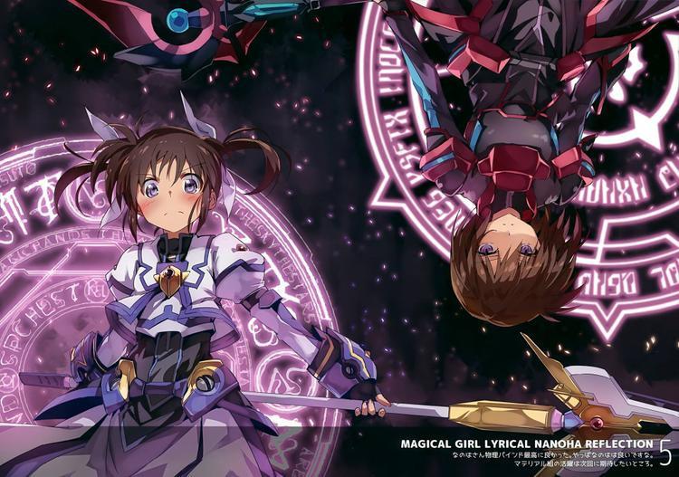 Fan shoujo không thể bỏ qua anime nổi tiếng Nanoha: Cứu rỗi quê nhà thuộc Magical Girl Lyrical