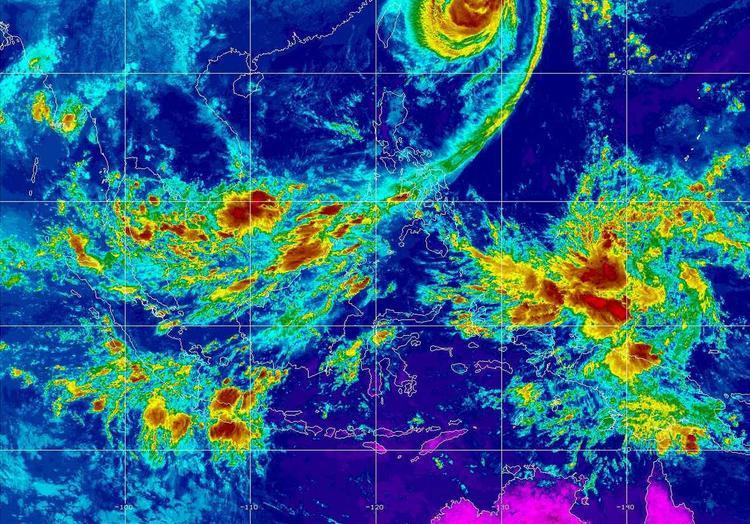 Áp thấp nhiệt đới đang hình thành trên biển, Sài Gòn có thể ngập lụt vào cuối tháng