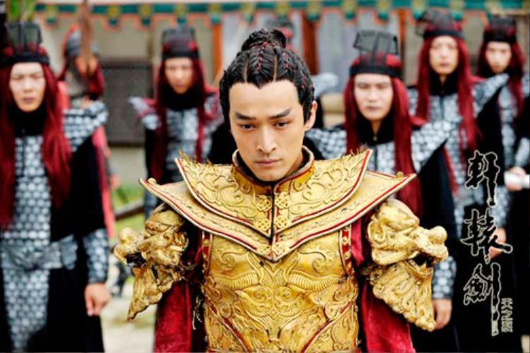 7 nam thần cổ trang Hoa Ngữ khiến khán giả điên đảo