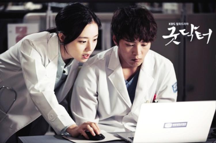 6 chàng bác sĩ quyến rũ bậc nhất màn ảnh Hàn