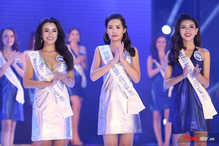 Trả lời ứng xử bằng tiếng Anh, Ngân Anh giành vương miện 3,2 tỷ đồng của Hoa hậu Đại Dương