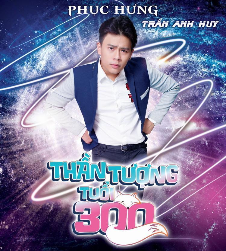 Trần Anh Huy trong vai Phục Hưng.