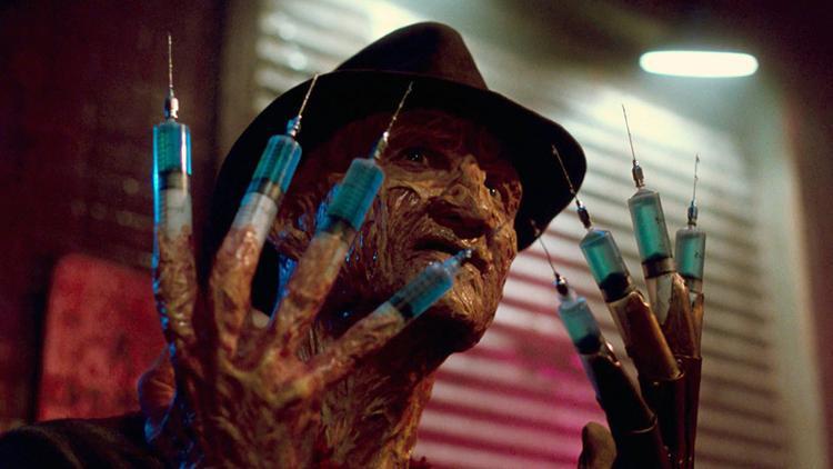 """Nhân vật Freddy (Robert Englund) tiếp tục lớn mạnh trong """"A Nightmare on Elm Street 3""""."""