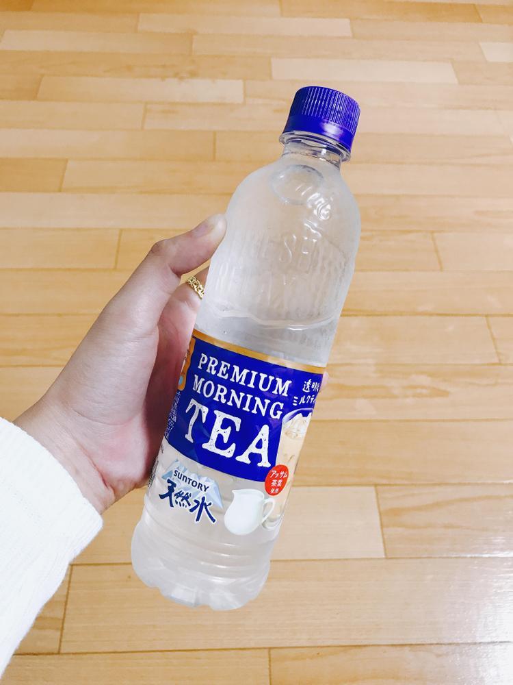 """Chai nước lọc vị trà sữa đang khiến giới trẻ """"phát cuồng""""."""