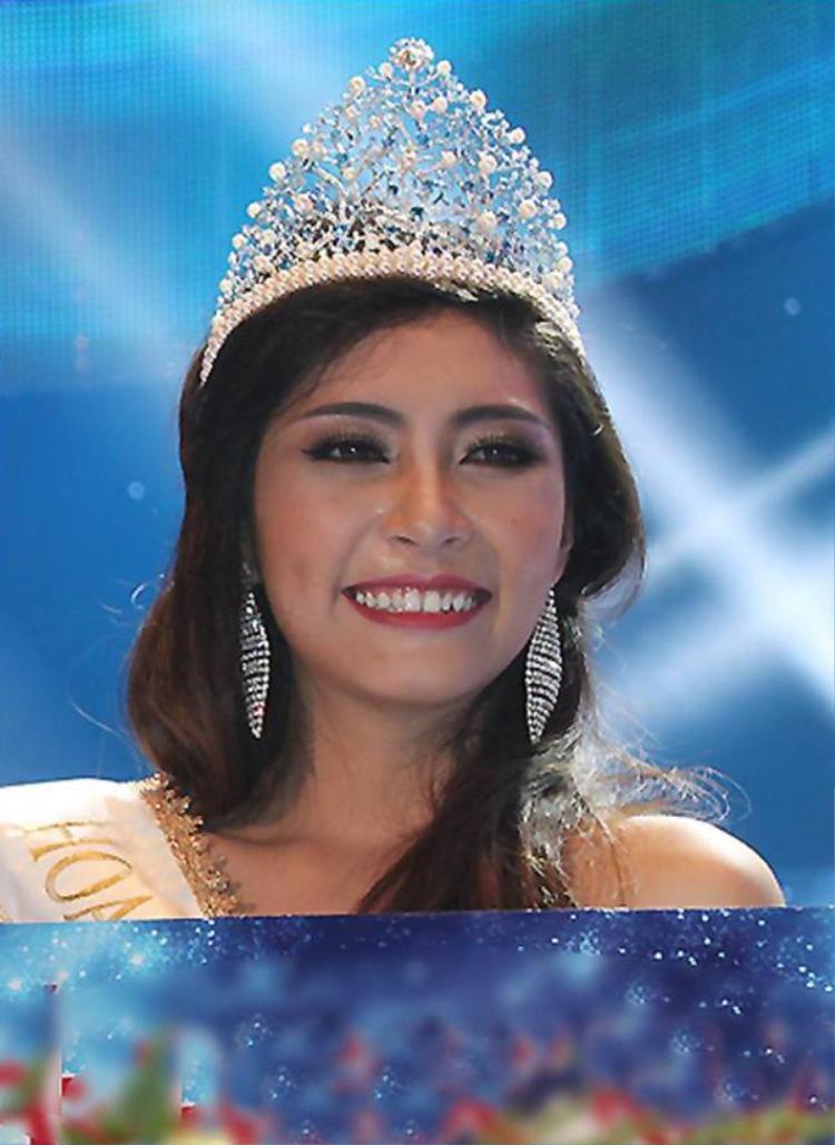 Hoa hậu Đại dương 2014 đăng quang trong nhiều phản đối của dư luận