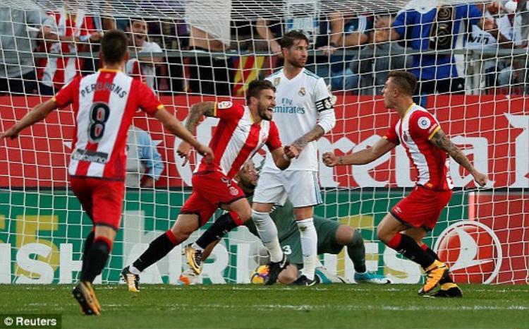 Portu ghi bàn thắng lịch sử giúp đội nhà thắng Real Madrid 2-1.