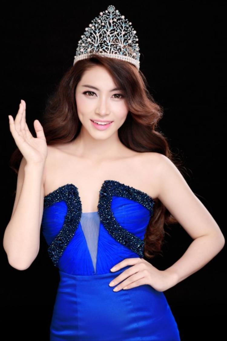 Hoa hậu Đại dương 2014 Đặng Thu Thảo…