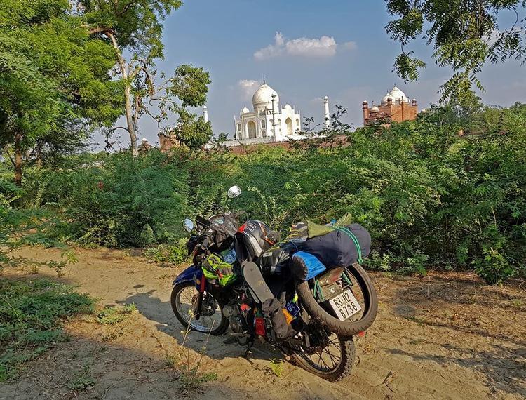 Taj Mahal ở Ấn Độ
