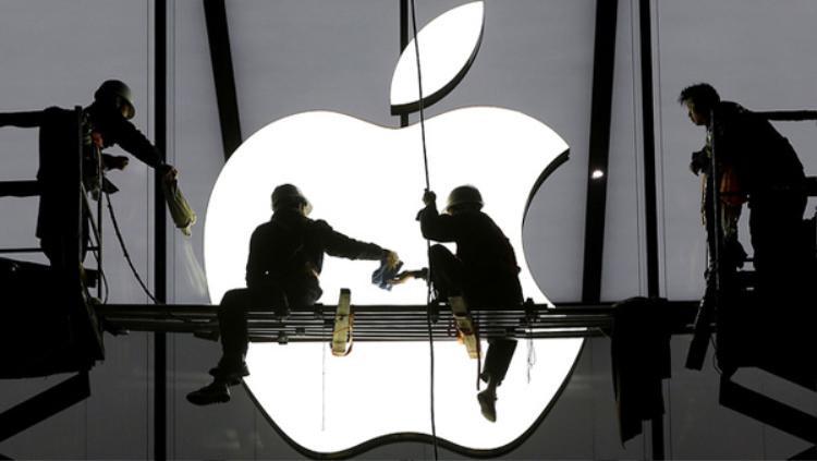 """""""Táo khuyết"""" hay """"táo cắn dở"""" đã trở thành một trong những biểu tượng công nghệ được nhiều người nhớ đến nhất."""