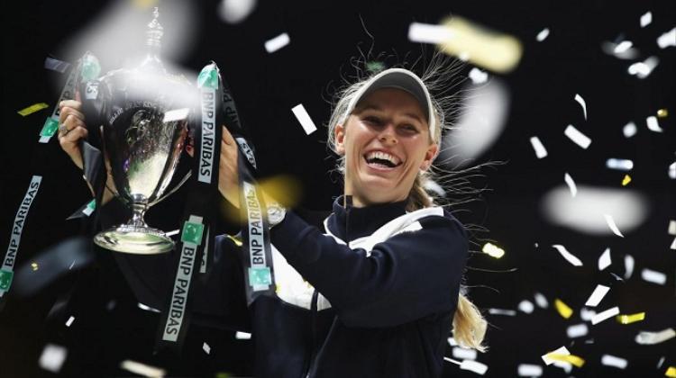Wozniacki giành danh hiệu lớn nhất sự nghiệp với chức vô địch WTA Finals 2017