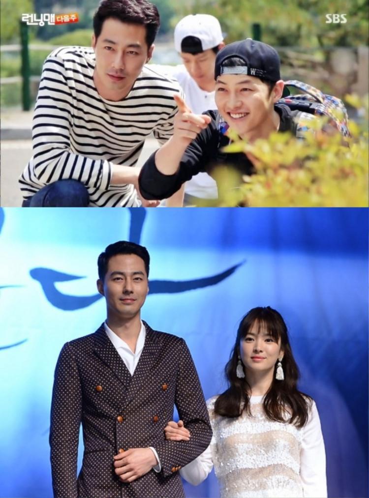 Jo In Sung, cầu nối tuyệt với trao duyên cho cặp đôi.