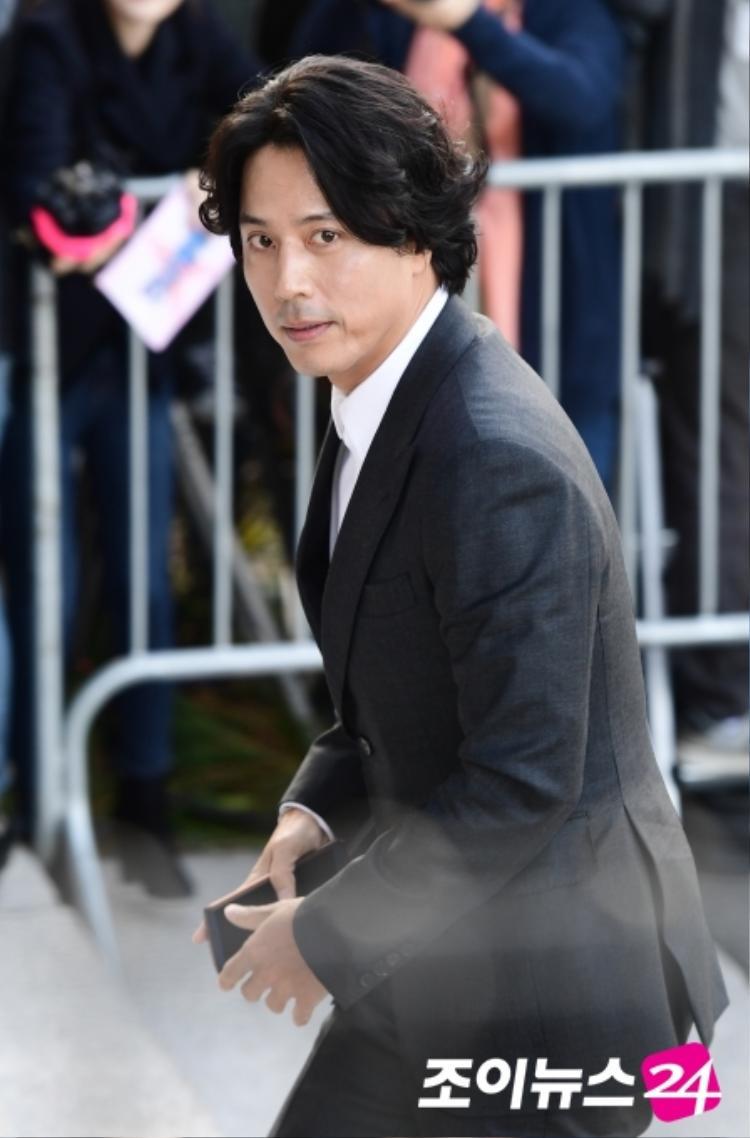 Nam diễn viên Han Jaeseok.