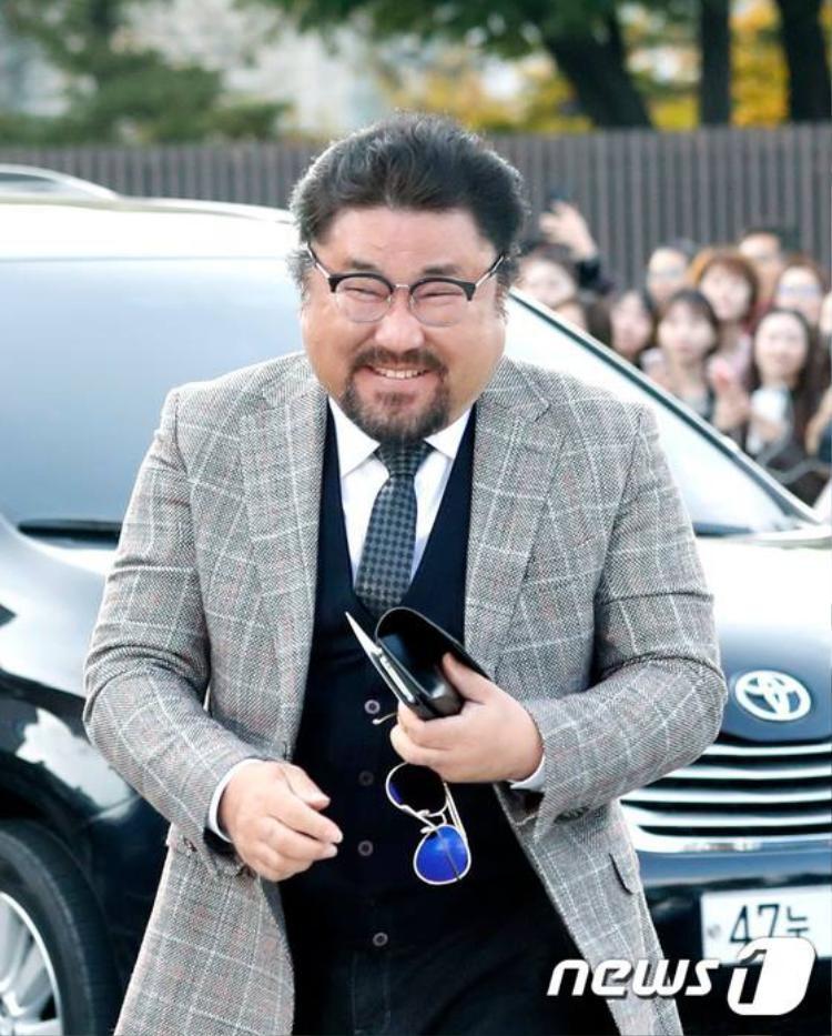 Diễn viên Ko Chang Suk.