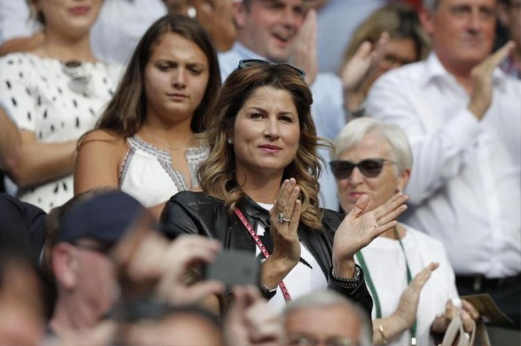 Mirka đóng vai trò cực kỳ quan trọng trong thành công của Federer