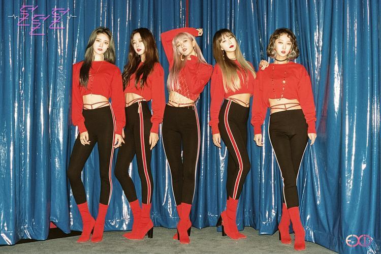 Album Full Moon với sự tham gia sản xuất/sáng tác của 3/5 thành viên EXID sẽ chính thức lên kệ vào ngày 7/11 tới.