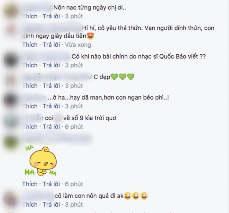 """Cộng đồng fan Hoạ mi tóc nâu lập tức """"dậy sóng""""."""