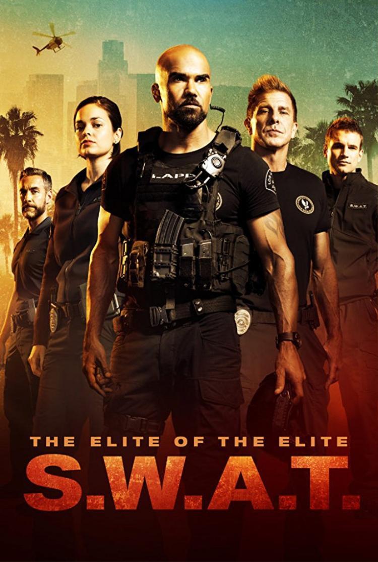S.W.A.T.  Sự trở lại của Shemar Moore (Criminal Minds) với vai diễn gai góc hơn