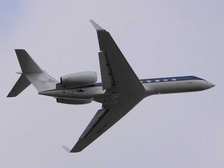"""Tuy giản dị nhưng có những lần ông """"chơi lớn"""". Tháng 3/ 2013, Alibaba đã chi 49 ,7 triệu USD để sắm chuyên cơ Gulfstream G550, chủ yếu để Jack Ma sử dụng."""